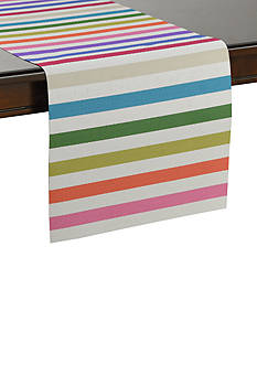 kate spade new york KSP GUMDROP STRIPE RUNNER 15X72