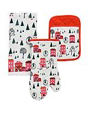 kate spade new york® Holiday Village 3-Piece