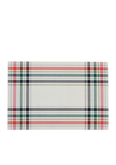 kate spade new york® Frost Street Vinyl Placemat