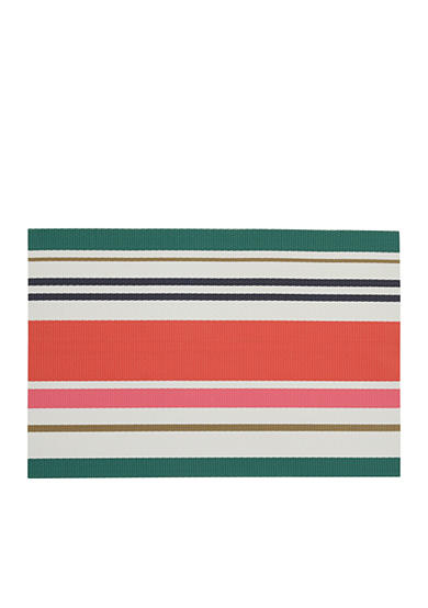 kate spade new york® Maple Street Vinyl Placemat