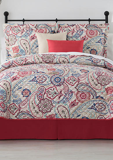 Home Accents® Patrice 6 Piece Bedding Set