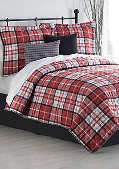 Home Accents Graham 6-piece Full Quilt Set