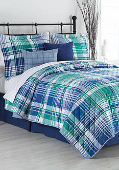 Home Accents Westmont Full Reversible 6-Piece Bed-In-A-Bag