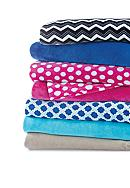 Home Accents® Ultra Plush Fleece Blankets