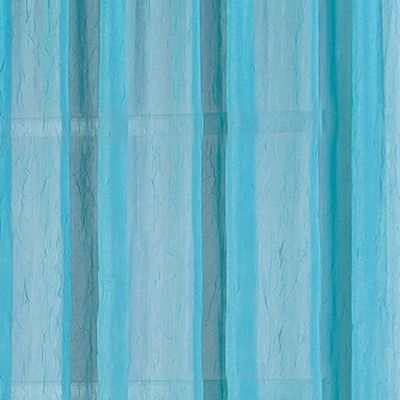 Fiesta® Decorations: Turquoise Fiesta FIESTA 50 X 95 SHEER PANEL LAPIS