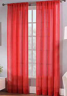 Fiesta® Sheer Window Panel