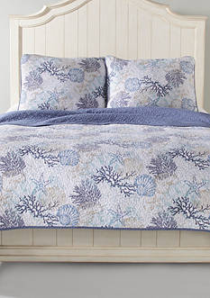 Panama Jack® Sea Collection Quilt Set