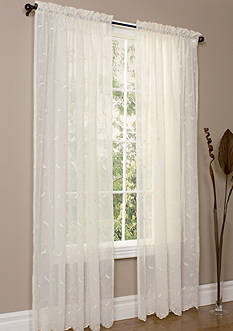 Commonwealth Home Fashions HATHAWAY TLRD PNL CREAM 63IN