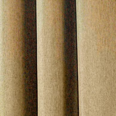 Commonwealth Home Fashions Home Decor: Toasted Almond Commonwealth Home Fashions HARRISON GRMMT PNL TOASTED ALMOND 84IN