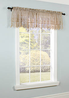 Commonwealth Home Fashions ANNAMARIA VALANCE MSHRM