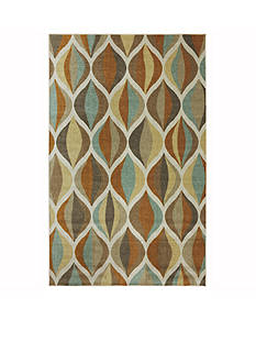 Mohawk Home Ornamental Ogee Area Rug