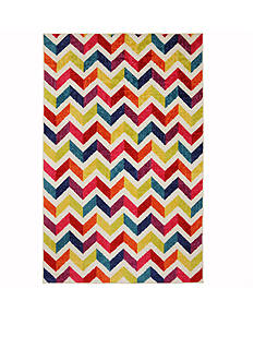 Mohawk Home MIXED CHEVRONS PRICM 60