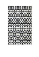 Mohawk Home Aztec Bands Denim Area Rug