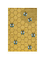 Lil Mo Honeycomb Area Rug 3' x 5'