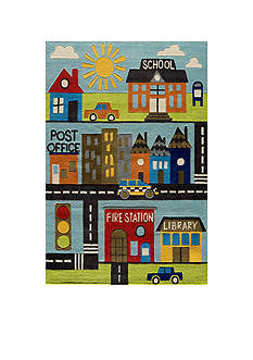 Momeni LIL MO TOWN RUG 5X7 TOWN