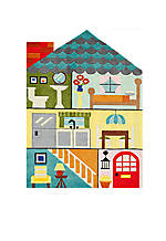 Lil Mo Playhouse Area Rug 3' x 5'