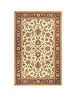 "Persian Garden Heather Cocoa Area Rug 2'6"" x 8'"