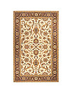 Persian Garden Heather Cocoa Area Rug 3' x 5'