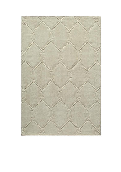 Momeni Bliss Chain Ivory Area Rug