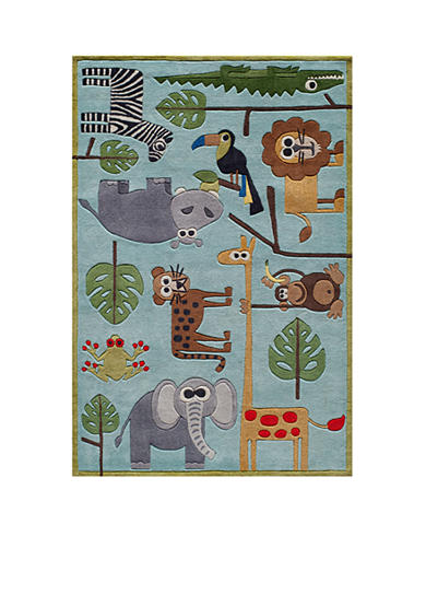 Momeni Lil Mo Jungle Area Rug