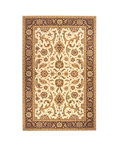 Momeni Persian Garden Heather Cocoa Area Rug