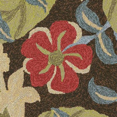 10x13 and Larger Area Rugs Sale: Dark Brown Kaleen HABITAT 10X14 DS