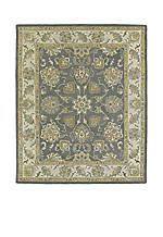 Solomon Pewter Area Rug 2' x 3'