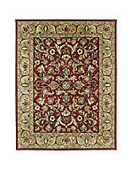 "Mystic Red Area Rug 5'3"" x 3'6"""