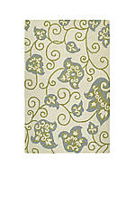 Carriage Ivory Area Rug 2' X 5'