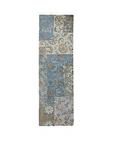 Kaleen CALAIS 2.3X7.6 BLUE