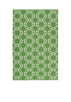 Kaleen BRISA COLLECTION LIME GREEN 2' X 3'