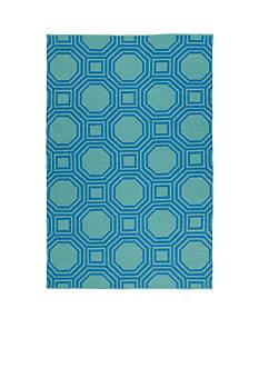 Kaleen BRISA COLLECTION BLUE 2' X 3'