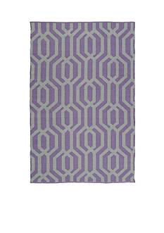 Kaleen BRISA COLLECTION LILAC 2' X 3'