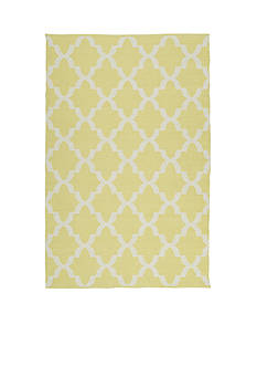Kaleen BRISA COLLECTION YELLOW 2' X 3'