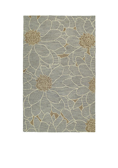 Kaleen Carriage Blue Area Rug