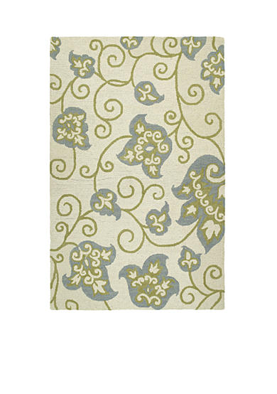 Kaleen Carriage Ivory Area Rug