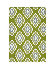 Kaleen ESCAPE COLLECTION GREEN 2' X 3'