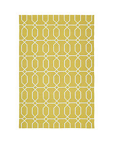 Kaleen ESCAPE COLLECTION GOLD 2' X 3'