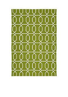 Kaleen ESCAPE COLLECTION GREEN 2' X 6'