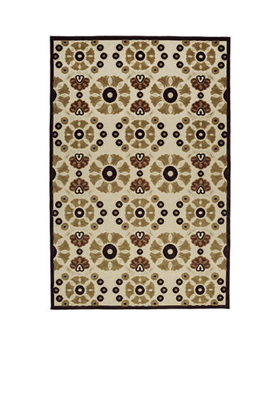 Kaleen Five Seasons Khaki Area Rug