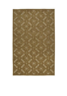 Kaleen FIVE SEASONS COLLECTION LT. BROWN 2'1 X 4'