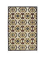 "Five Seasons Khaki Area Rug 5'6"" X 3'8"""