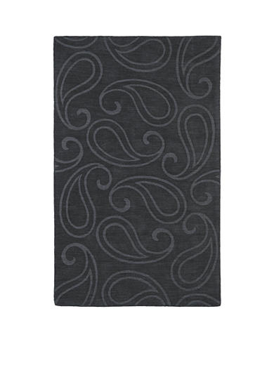 Kaleen Imprints Classic Charcoal Area Rug
