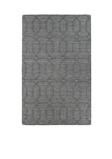 Kaleen Imprints Modern Grey Area Rug