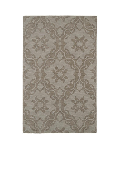 Kaleen Imprints Modern Light Brown Area Rug