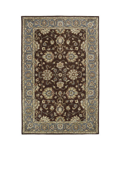 Kaleen Mystic Brown Area Rug