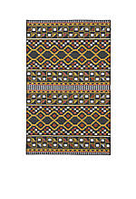 "Nomad Charcoal Area Rug 2'6"" x 8'"