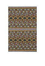 "Nomad Charcoal Area Rug 3'6"" x 5'6"""