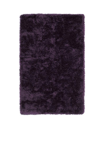 Kaleen Posh Purple Area Rug