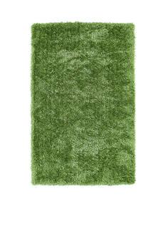 Kaleen POSH COLLECTION LIME GREEN 2' X 3'